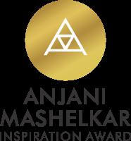 Anjani Mashelkar Inspiration Award vertical logo
